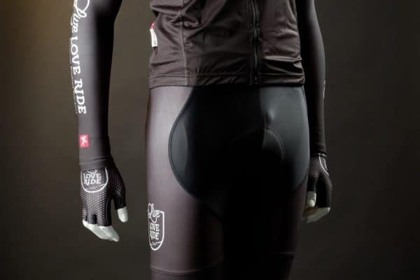Live Love Ride cycling kit feature