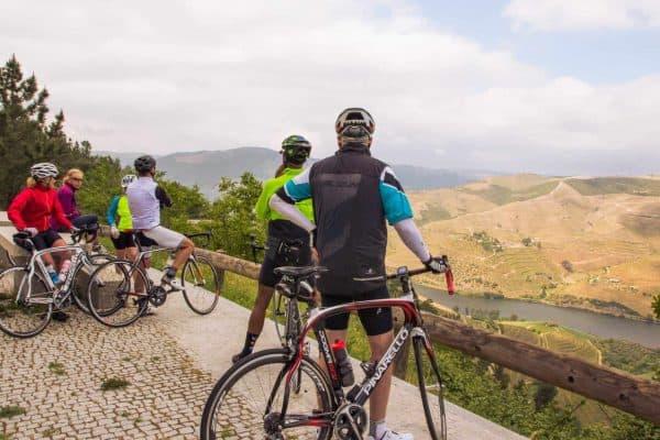 bike tour Douro Portugal