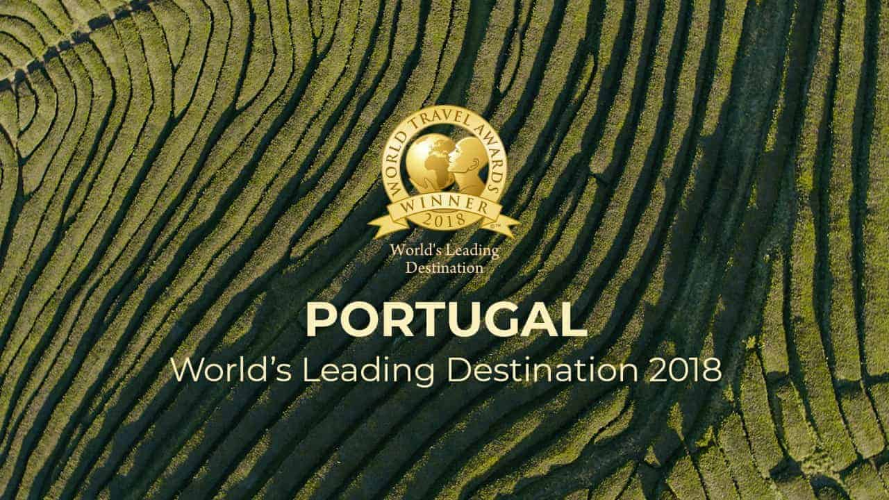 portugal world leading destination